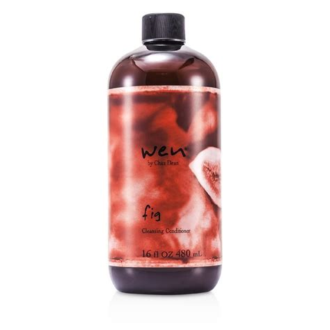Types Of Mens Hair Products by Wen Fig Cleansing Conditioner For All Hair Types 480ml