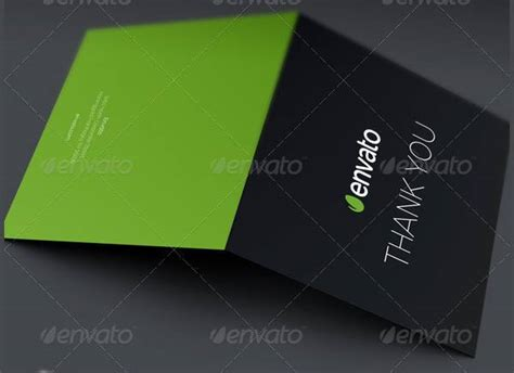 corporate thank you card template thank you card design design trends premium psd