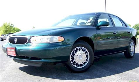 2002 Buick Century by 2002 Buick Century Information And Photos Zombiedrive
