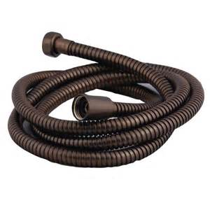 a726br moen held shower hose only brown