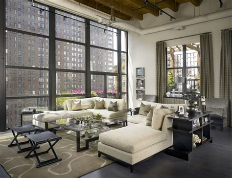 Living Room Chicago | jamesthomas llc industrial living room chicago by