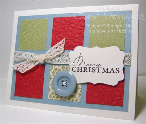 how to make scrapbook cards stwithkriss 187 rubber sting card and