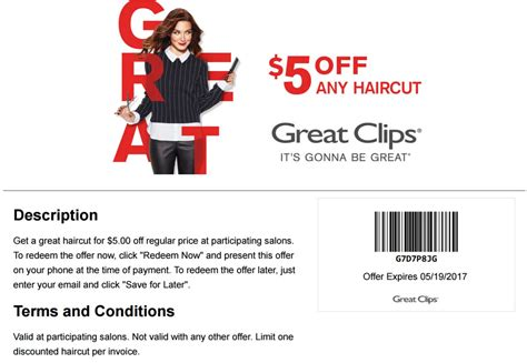 how much is a haircut at great clips 2014 5 99 haircuts at great clips haircuts models ideas