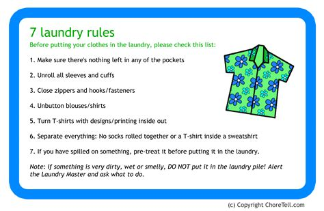 laundry room etiquette signs laundry sign free printable downloads from choretell