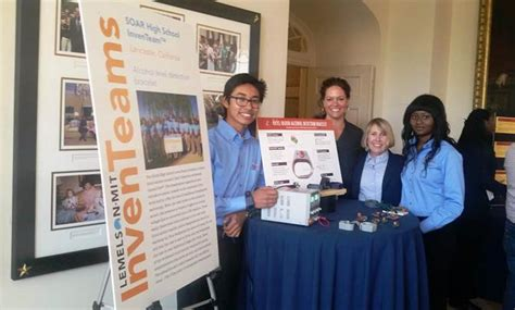 white house science fair soar students showcase invention at white house science fair