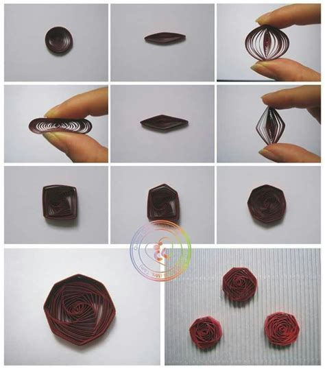 paper quilling tutorial step by step diy simple quilling paper shapes tutorial step by step