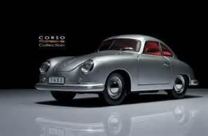 Porsche 1950 Models Corso Collection Streamline 1935 1940 Porsche