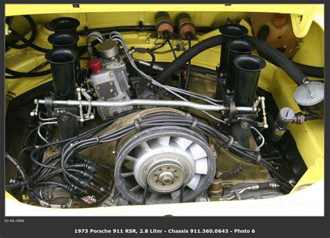 porsche 914 engine bay porsche 911 rsr 2 8 marelli distributor oem