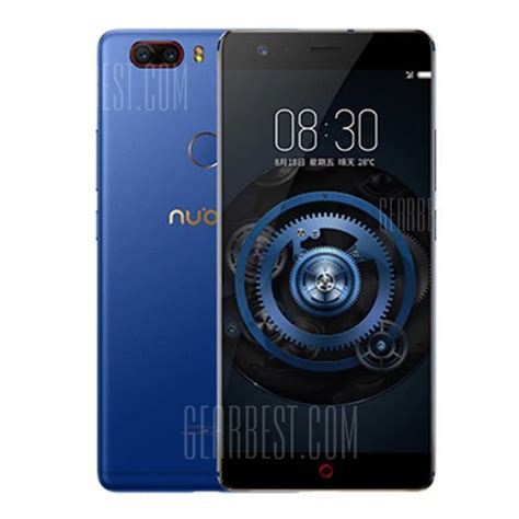 Nubia Z17 Lite 165 with coupon for nubia z17 lite 4g phablet global