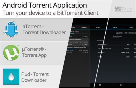 android torrents 3 best android torrent apps how to torrents on android aw