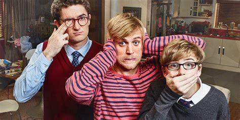 brotherhood la serie tv su comedy central