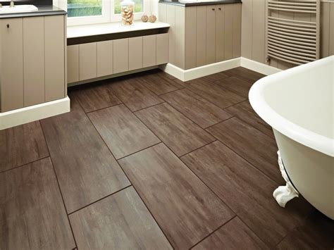 best bathroom flooring material best vinyl sheet flooring for bathroom