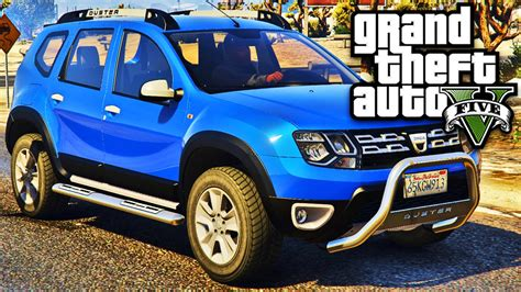 gta  carro renault duster tuning youtube