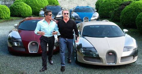 Arnold Schwarzenegger Cars Collection by Arnold Schwarzenegger Vs Sylvester Stallone Car Collection