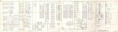 volvo b10m electrical wiring and circuit diagrams