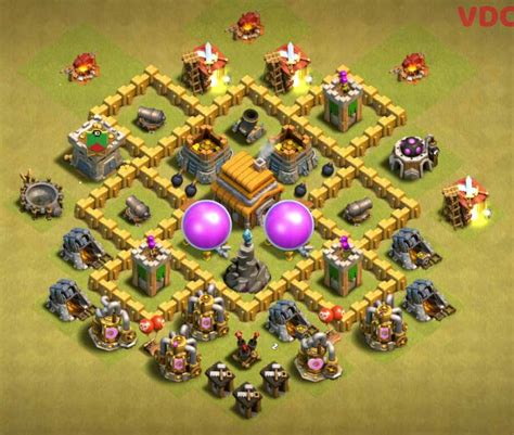 best layout in coc th5 top 8 best th5 war bases anti giants healers balloons 2018