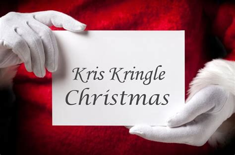 kris kringle christmas siamsa t 237 re