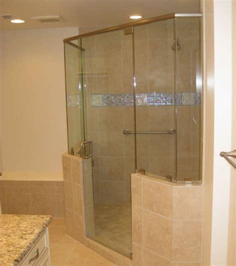 Shower Doors Naples Fl Door And Panel Showers In Naples Fl