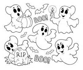Dibujos de halloween para colorear im 225 genes halloween
