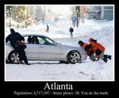 Atlanta Snow Meme - 1000 images about snow in georgia 2014 on pinterest the