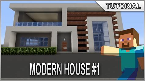 how to design house minecraft modern house tutorial pictures house plan 2017