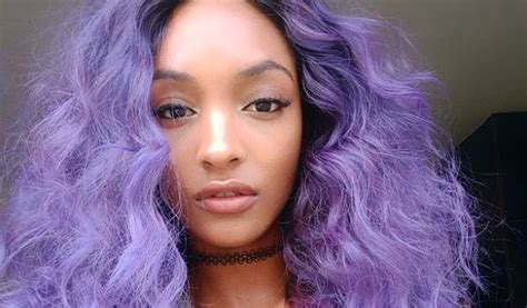 purple hair for black women purple hair on black women www pixshark com images