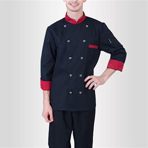 Seragam Chef Buy Grosir Mens Restoran Seragam From China Mens