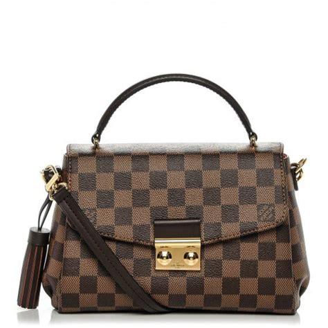 Lv Kekinian Leather Brown louis vuitton croisette handbags leather brown ref 47027 joli closet