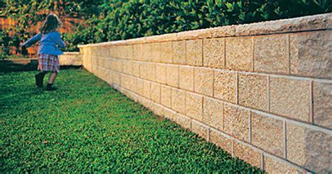 Boral Garden Wall Blocks Heathstone 174