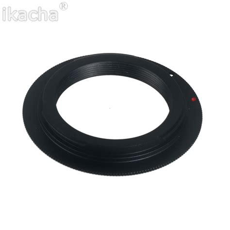 Adapter Ring M 42 Ulir To Canon Eos aluminum m42 lens for canon eos ef mount adapter