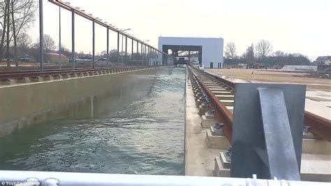 newest machine perm for men vidoes dutch scientists create 163 20m tsunami generator to boost