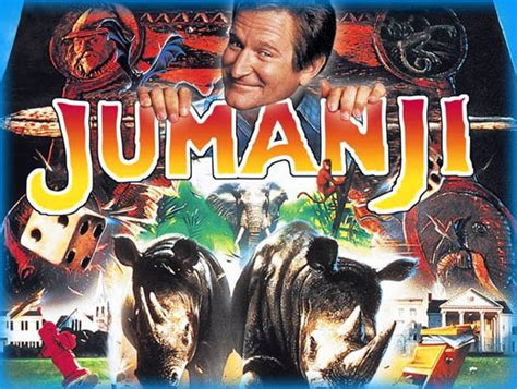 jumanji film review jumanji 1995 movie review film essay