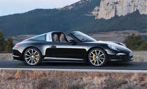 Porsche Targa 4 2014 Porsche 911 Targa 4s Photo