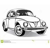 Uitstekende Autoschets Kleurend Boek Zwart Witte