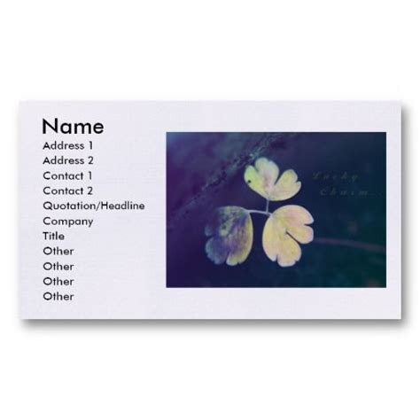 Charm Card Template by 18 Best Bateman Business Card Template Images On