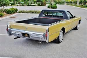 El Camino Cadillac