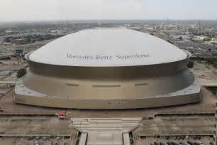 Mercedes Superdome Stadium Mercedes Superdome Stadiumdb