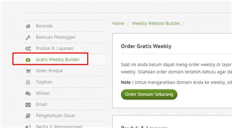 membuat blog weebly cara membuat blog blogspot weebly dengan domain sendiri