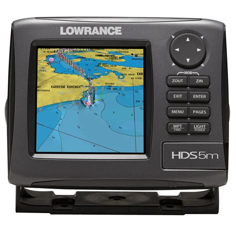 by type lowrance lowrance hds 5m gen2 nautic insight chartplotter 000 10520