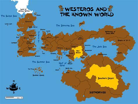 westeros and essos by grimklok on deviantart