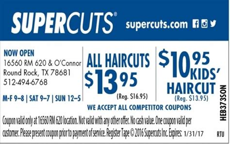 Haircut Coupons Austin | 1000 ideas about haircut coupons on pinterest hair cut