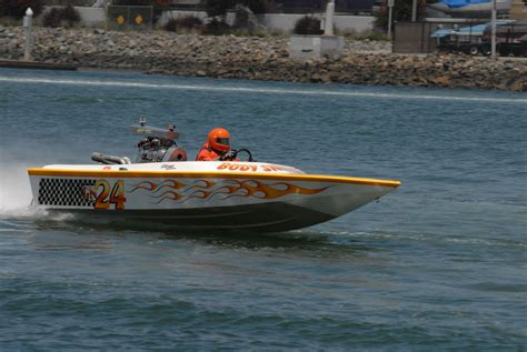 crash at long beach boat races sprint racers vie for titles in long beach