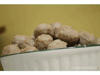 membuat bakso pake blender resep praktis