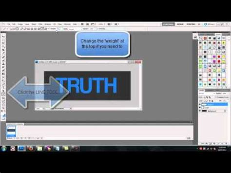photoshop cs5 text tutorial youtube text animation tutorial by truth hurts photoshop cs5