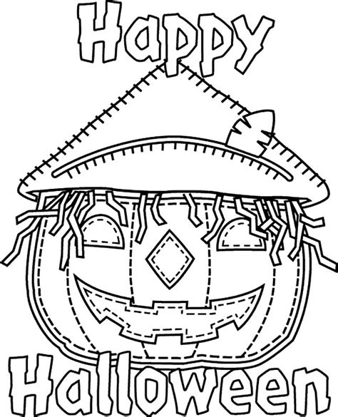 pumpkin themed coloring pages 174 best halloween color page images on pinterest