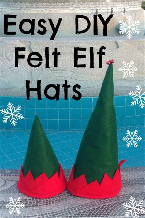 pattern for felt elf hat reader tutorial easy diy felt elf hat pattern and sew