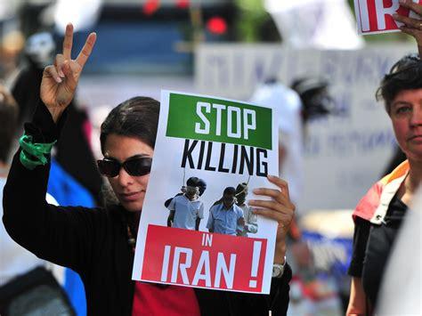 iran executes gay teenager  crime  allegedly