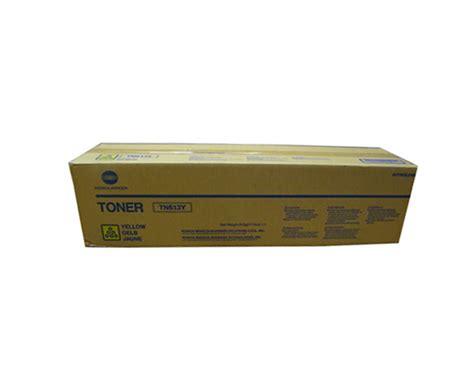 Toner Konica Minolta konica minolta bizhub c452 yellow toner cartridge made