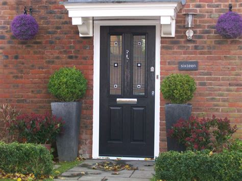 Composit Front Doors Composite Doors For Lasting Wood Effect Front Doors