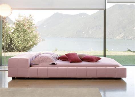contemporary king size bed bonaldo squaring isola alta king size bed contemporary